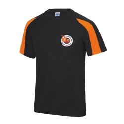 T-shirt sport bicolore adulte