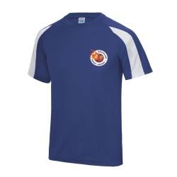 T-shirt sport bicolore enfant